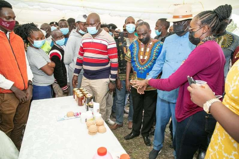 Spotlight Now Shining on Laikipia SMEs Growth Model After Raila Visit
