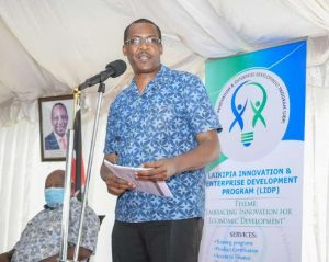 Spotlight Now Shining on Laikipia SMEs Growth Model After Raila Visit11
