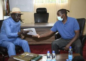 Spotlight Now Shining on Laikipia SMEs Growth Model After Raila Visit7